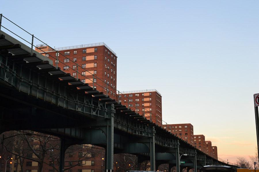 Urban outdoor environment