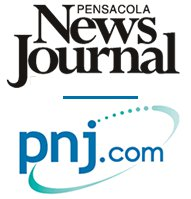 Pensacola News journal logo