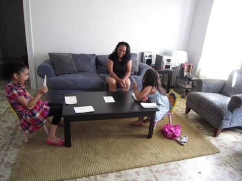 The McKinley family is one of many helped by the Home to Stay program.