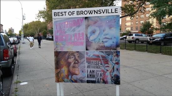Brownsville Signage