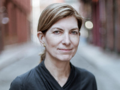 Headshot of founder Rosanne Haggerty