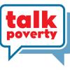 Talk Poverty Logo