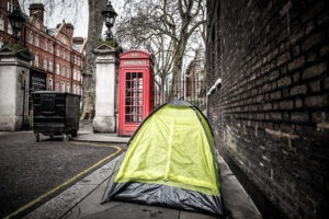 UK homelessness