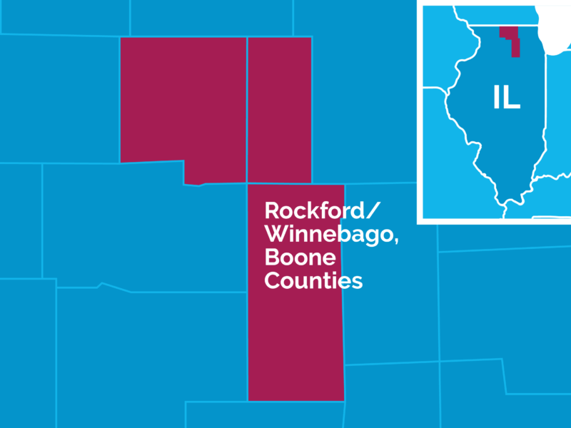 Rockford Map