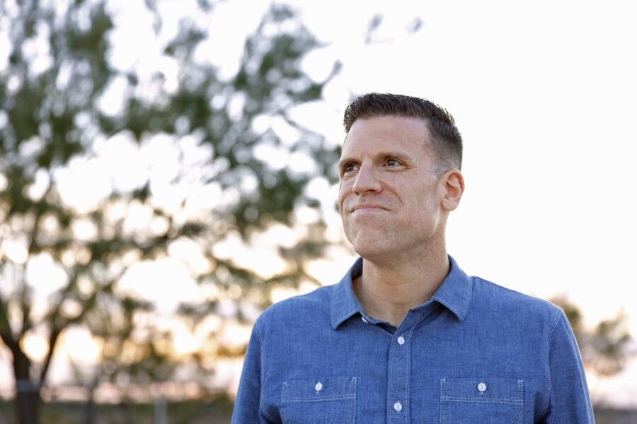 John Meier, leader in Abilene Texas, who endured homelessness and helped his community end it.