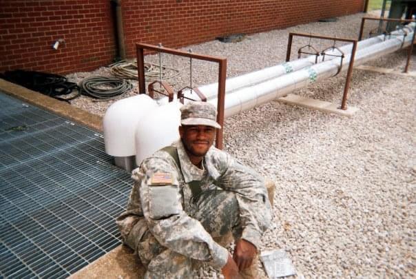 Kyle, veteran photo