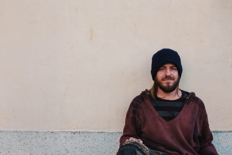 Homeless Veteran / Good Men Project