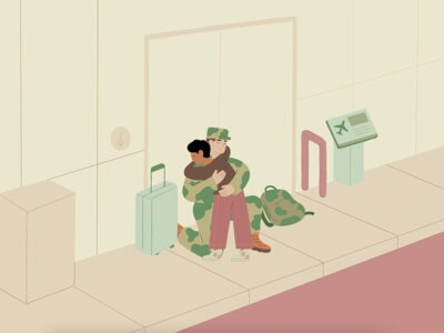 Nearly 40,000 veterans are experiencing homelessness in the U.S. It doesn't have to be this way.