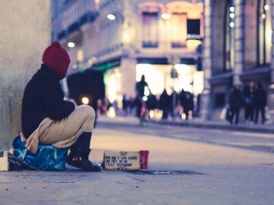 (Photo of veteran homelessness by Ev on Unsplash)