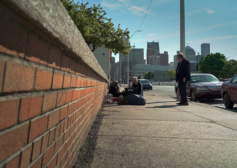 Homeless street outreach. HUD requires an annual point-in-time count to measure homelessness. By-name lists provide a clearer picture of the state of homelessness.