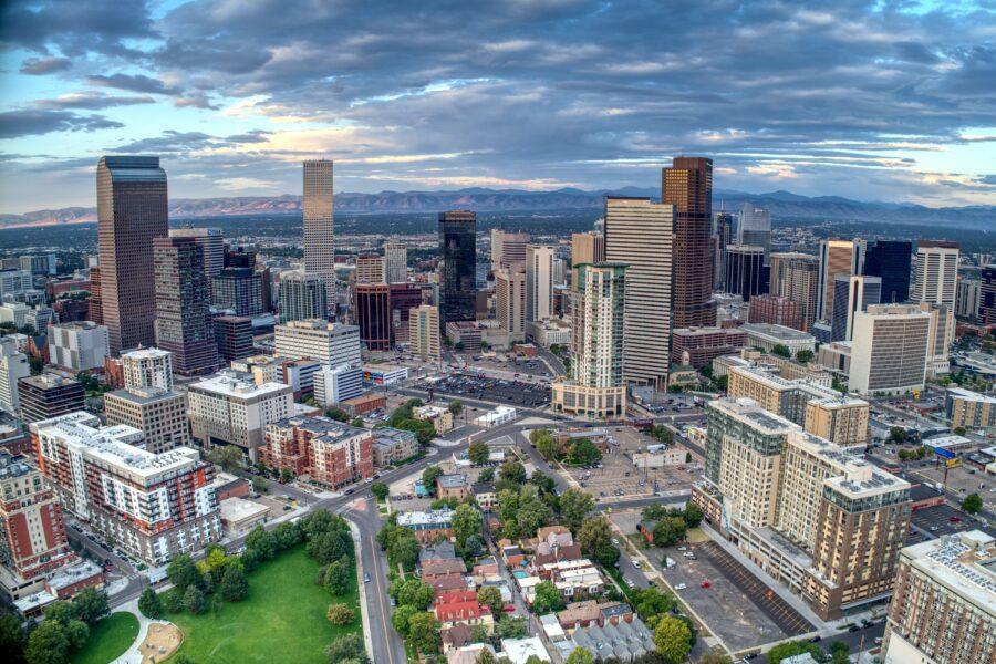 Andrew Coop, Unsplash - Picture of Metro Denver, Colorado