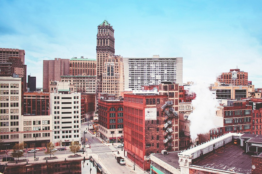 Detroit is one of the large cities reducing homelessness as part of Built for Zero.