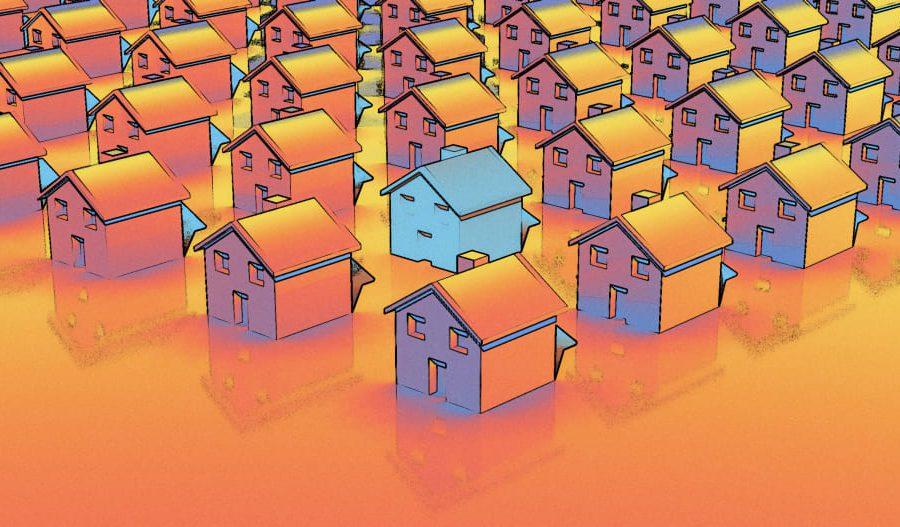 Image of houses [Photo: adaask/iStock]