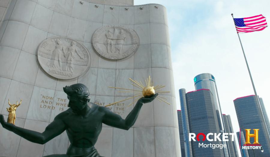 Rocket Mortgage Detroit