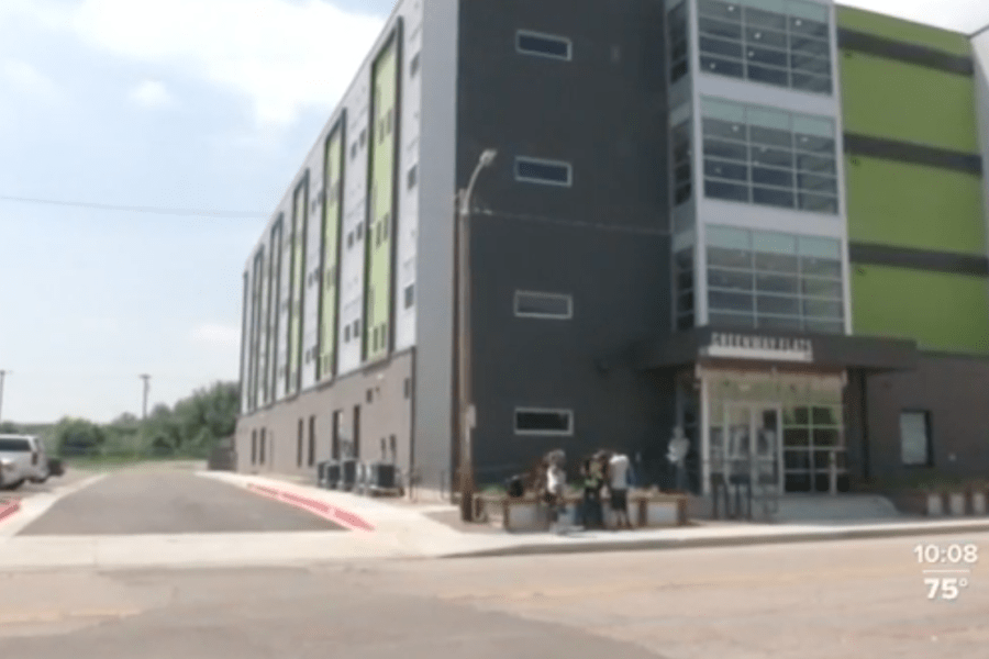 A new affordable housing apartment complex is coming to Colorado Springs. This comes after the number of people experiencing homelessness in Colorado Springs fell for the second straight year. This year it's 200 hundred people fewer compared to 2020.
