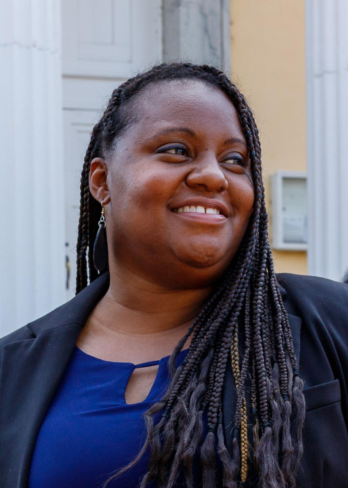Erica Holmes, Director of Program Operations at St. Joseph's Villa